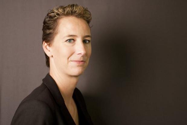 Anne-Sophie Bailly, nouvelle rédactrice en chef du Vif/L'Express