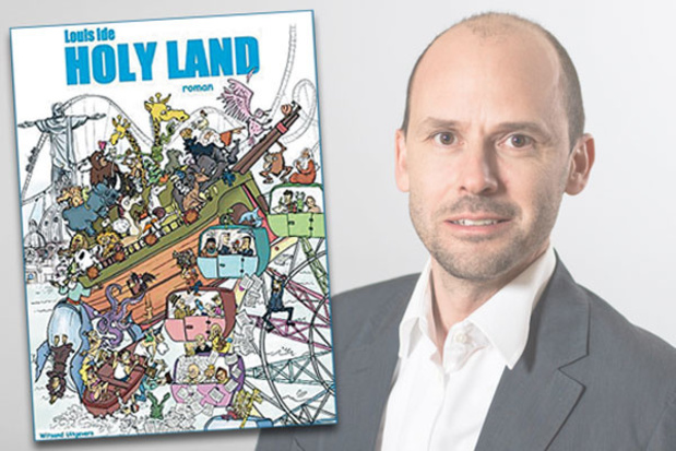 Boek : Holy Land, Louis Ide