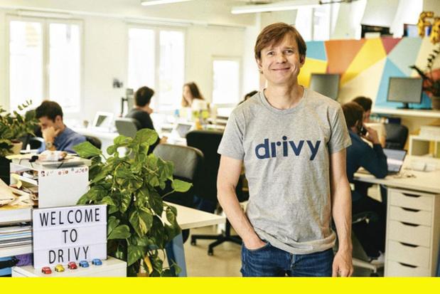 """Paulin Dementhon (Drivy): """"Etre à la fois une start-up et un loueur de voitures était un sacré challenge !"""""""