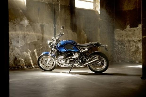 La BMW R NineT/5 pour les 50 ans de la Série 5