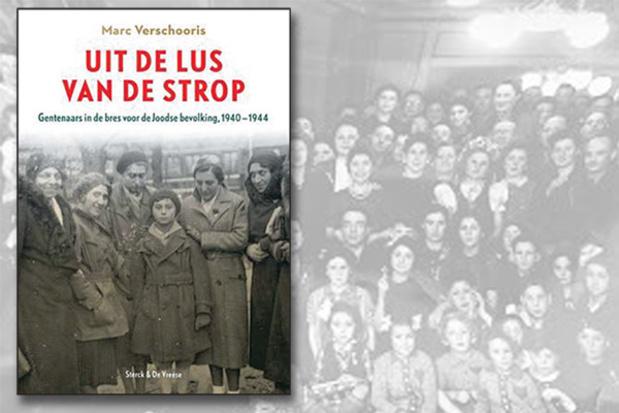 Boek : 'Uit de lus van de strop' van Marc Verschooris
