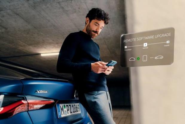 Nouvelle mise à jour à distance pour 2 millions de BMW