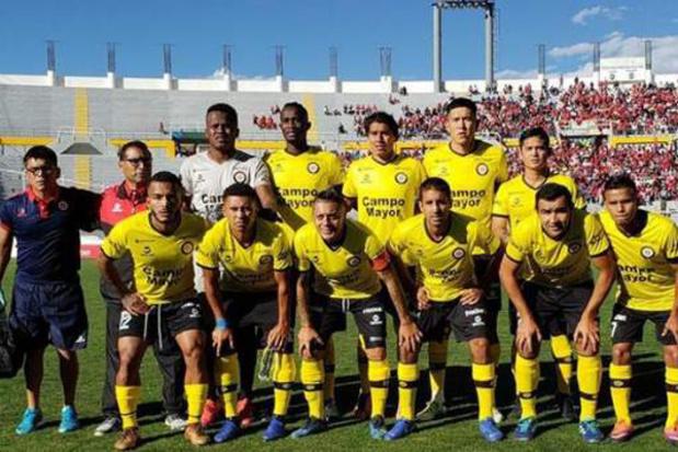 Peruaanse tweedeklasser ontslaat alle spelers en volledige technische staf