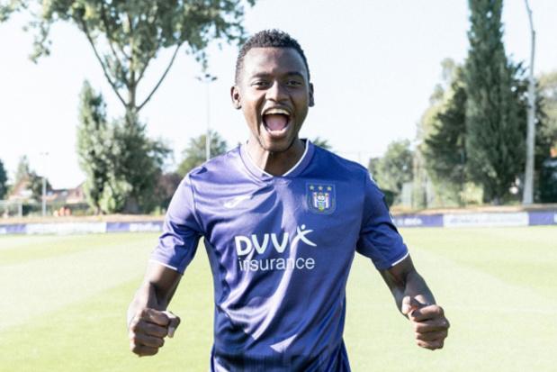Anderlecht legt Mustapha Bundu vast voor vier seizoenen