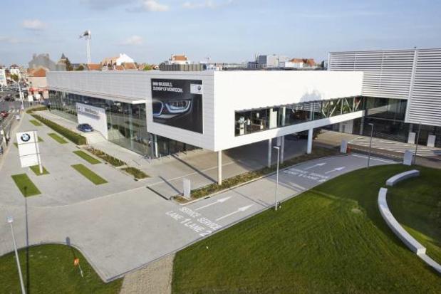 BMW Brussels heet voortaan Louyet Brussels