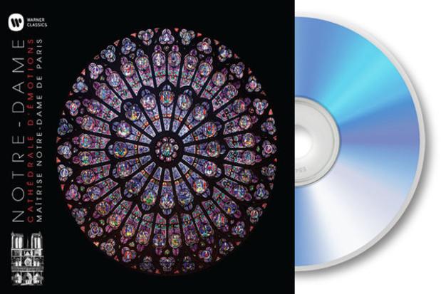 CD : Notre-Dame Cathédrale d'émotions door Maîtrise Notre-Dame de Paris