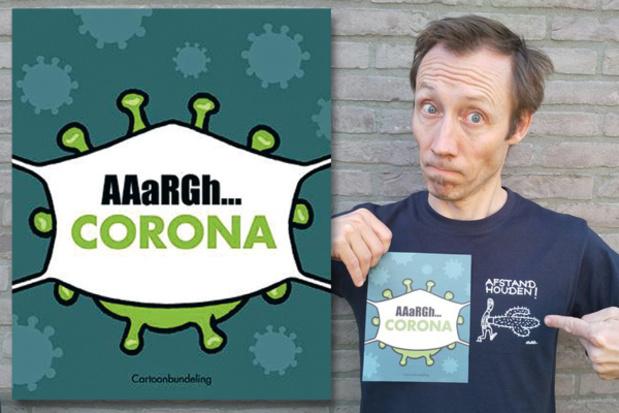 Boek : CORONA van AAarRGh...
