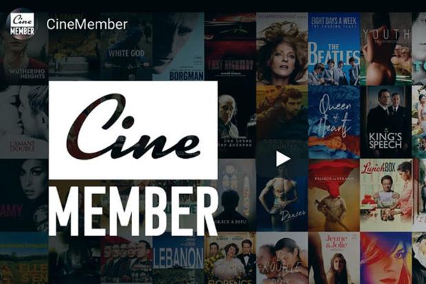 Video on demand-platform CineMember