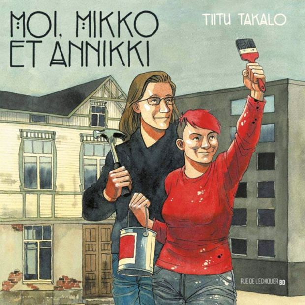 Le grand prix Artémisia de la BD des femmes décerné à la Finlandaise Tiitu Takalo