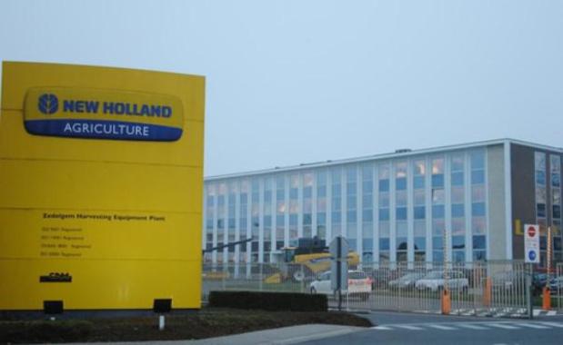 Geen straf voor handgranaat in locker bij CNH Industrial in Zedelgem