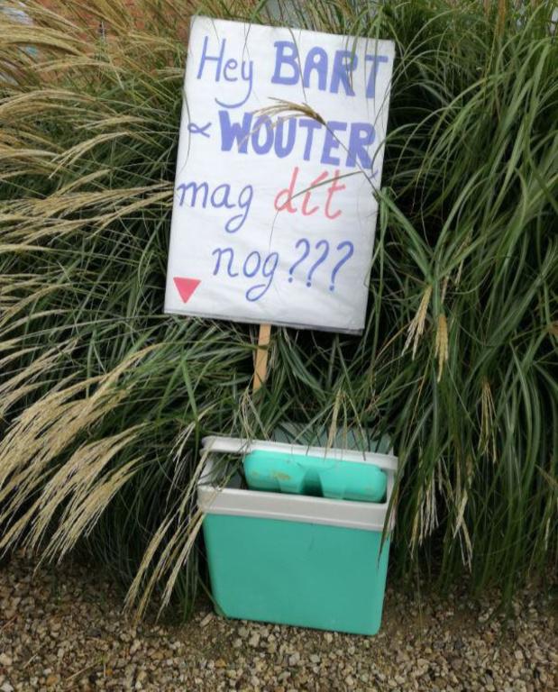PVDA Oostende-Middenkust voert ludieke actie tegen verbod op mars