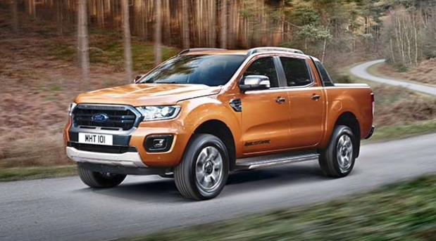 Ford n°1 du marché utilitaire en Belgique
