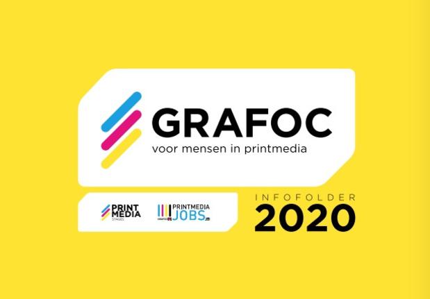 GRAFOC inside 2020, nieuwe folder