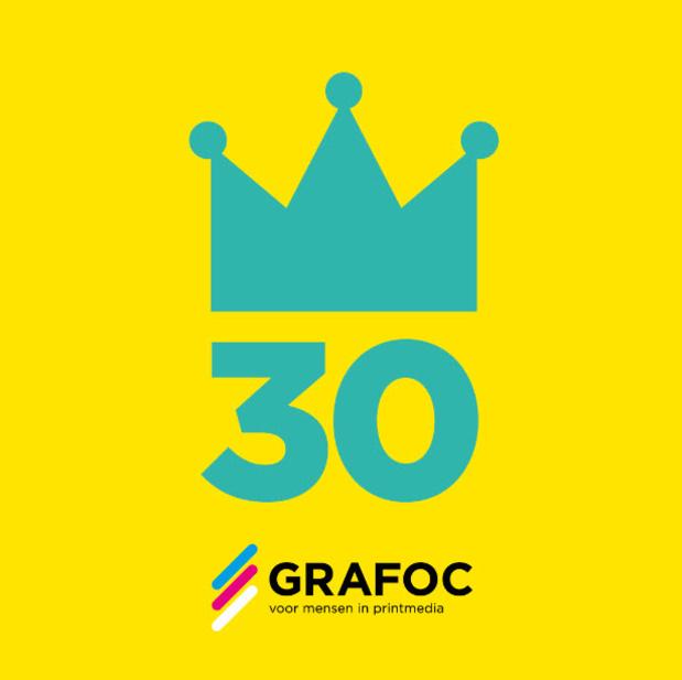 GRAFOC 30 jaar: 5 gratis opleidingen