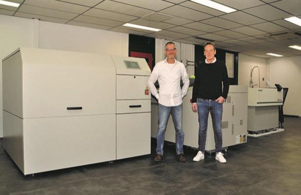 Scholma Print & Media kiest voor Fujifilm CTP