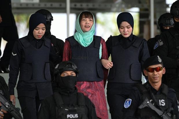 Une Vietnamienne, seule à répondre du meurtre du demi-frère de Kim, devrait être libérée en mai