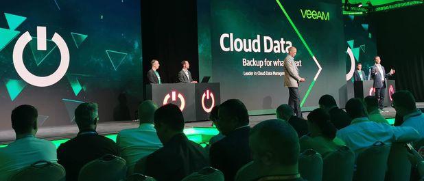 L'entreprise Veeam en croissance rapide évolue vers un nuage hybride