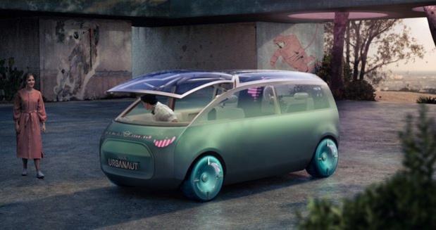 Wat als Mini een 'Mini-bus' zou lanceren?