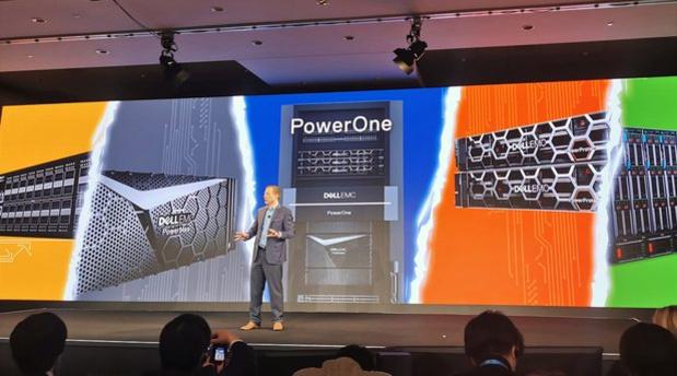 Dell présente l'infrastructure sur pilotage automatique