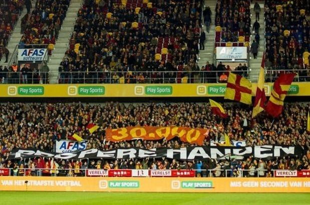 Malines menacé de ne pas jouer l'Europe ou la Coupe de Belgique la saison prochaine