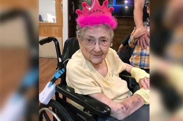 """""""Merveille médicale"""": Rose a vécu 99 ans avec les organes inversés"""