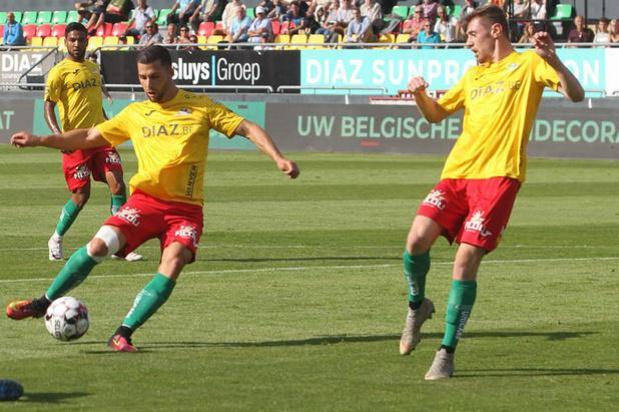 Dertien spelers bij Waasland-Beveren positief, wedstrijd tegen KVO afgelast