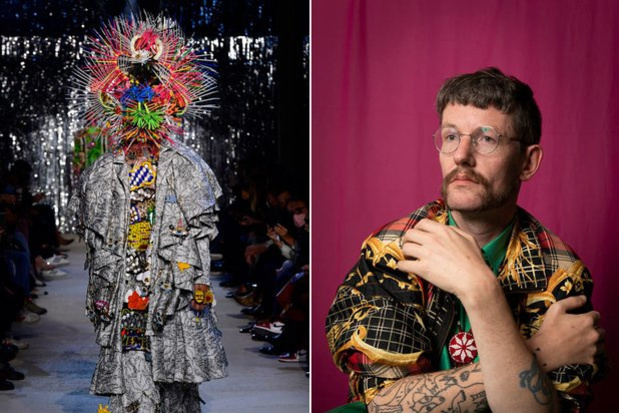 """Tom Van Der Borght : """"Je rêve d'un poste de directeur créatif dans une grande maison de mode"""""""