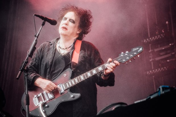 Rock Werchter: A Cure for life