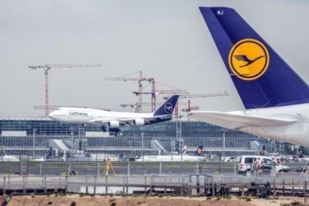 Le trafic aérien à l'aéroport de Francfort paralysé à cause d'un drone