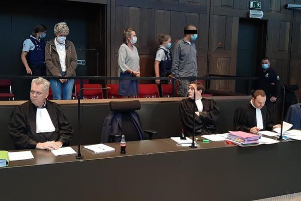 51 getuigen op tweede proces tegen Lacote en Van Acker