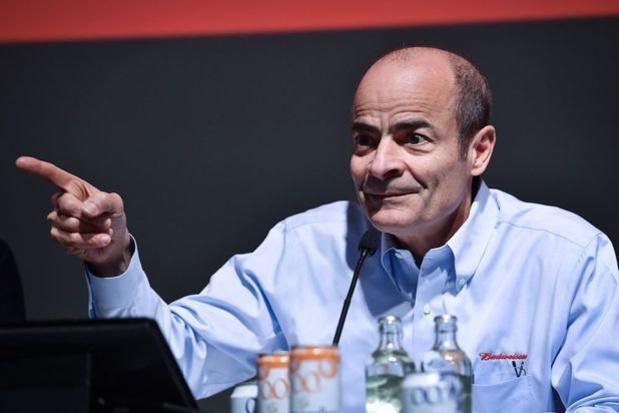 """Carlos Brito (CEO AB InBev): """"La direction aussi subit les effets néfastes de la faiblesse du cours"""""""