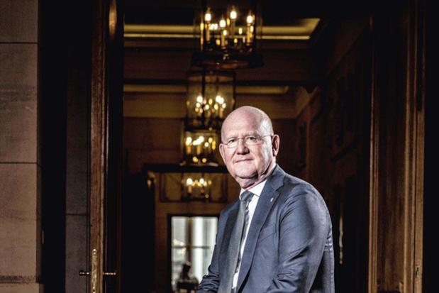 Max Jadot (CEO BNP Paribas Fortis): 'De banksector staat voor moeilijke jaren'