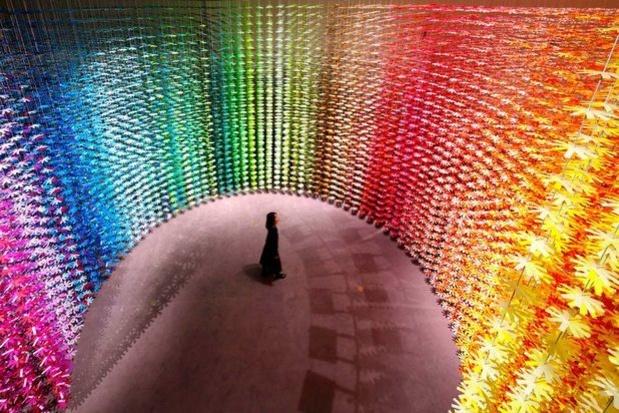 Bonne lumière, couleurs vives et knolling : voici comment créer une maison joyeuse