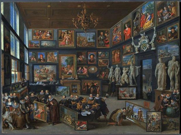La Maison Rubens peut à nouveau exposer son joyau