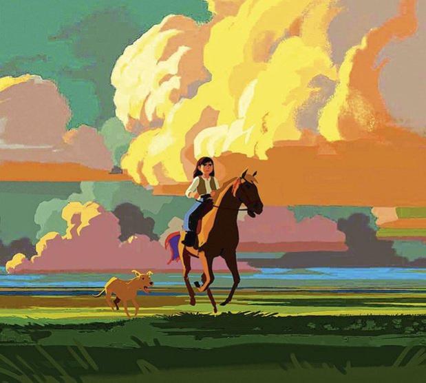 Focus Trakteert op animatiefilm: Calamity