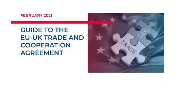 Intergraf-gids over de EU-VK handels- en samenwerkingsovereenkomst