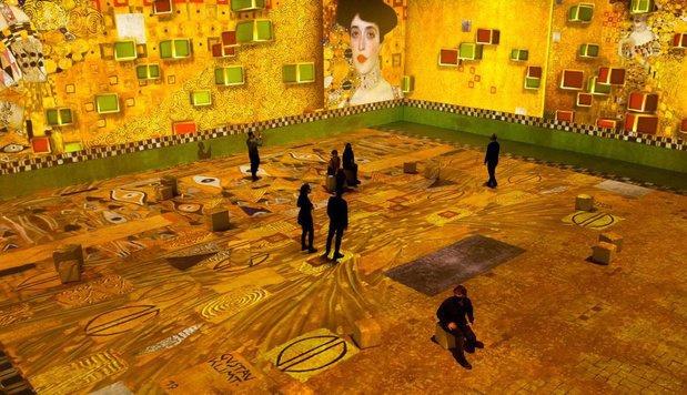Expo : Voyagez dans l'oeuvre de Klimt