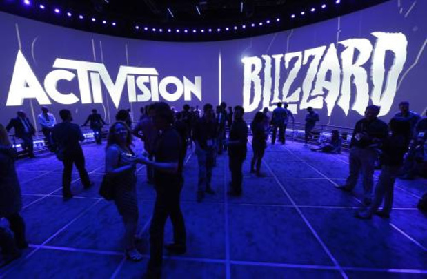 Appel au boycott de la firme de jeux Activision Blizzard