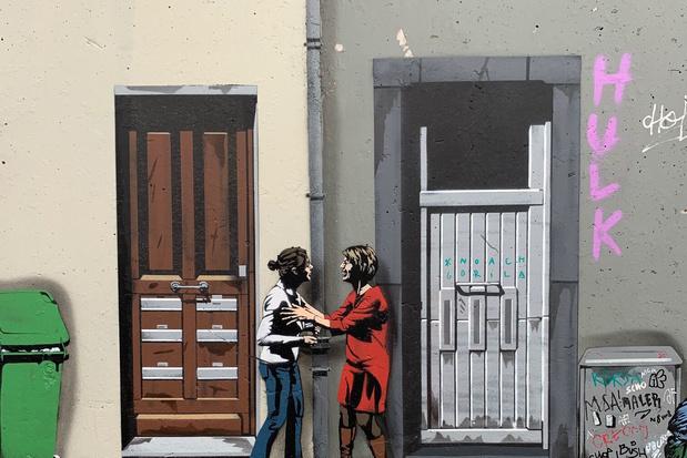 24 heures à Ostende, entre street art et autres curiosités
