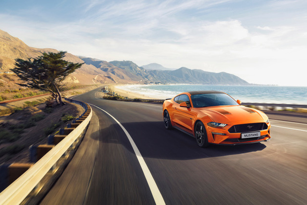 Ford Mustang 55, la version anniversaire
