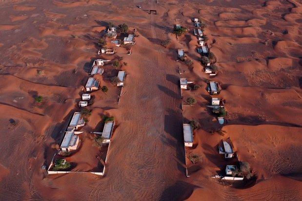 Pourquoi ce village en plein désert a-t-il été abandonné du jour au lendemain?