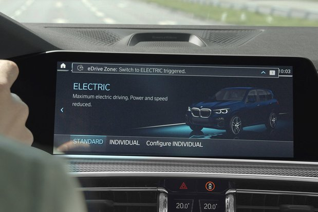 BMW: un système de récompense au service de la conduite électrique