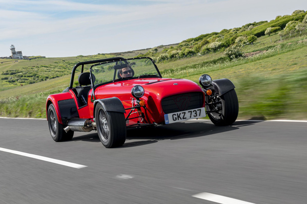 Caterham lance la CSR 485, une version ultime