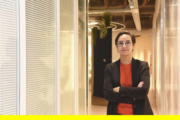 """Claire Munck, CEO de BeAngels: """"Le tax shelter pour start-up doit être affiné"""""""