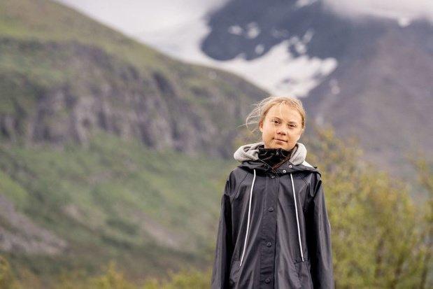 Greta Thunberg en une du Vogue, un paradoxe ?