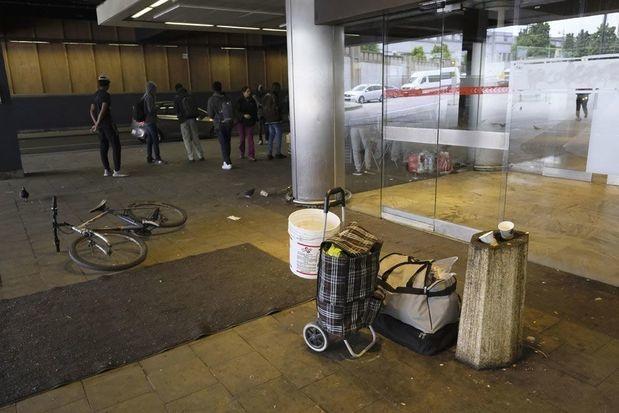 Opération citoyenne de nettoyage à Bruxelles-Nord