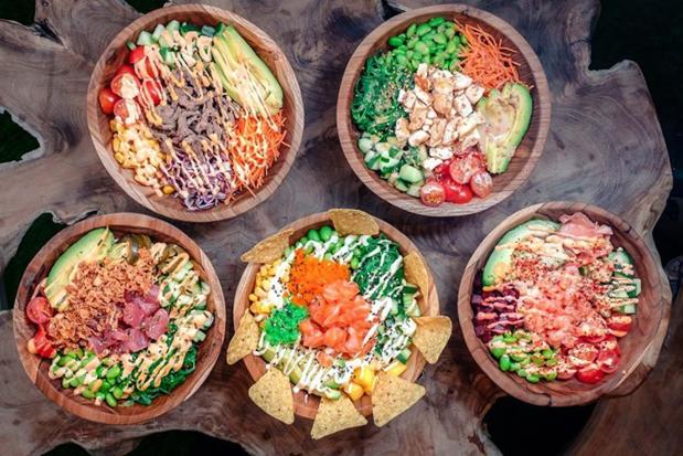 Fast good : une chaîne de poké bowls anversoise à la conquête de la Belgique et de l'Europe