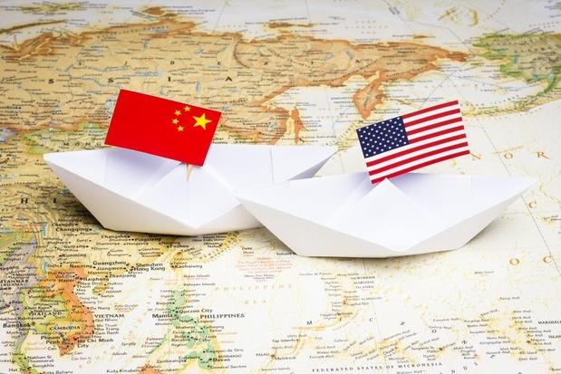 Brefs pourparlers commerciaux entre les USA et la Chine, après la sortie de Trump