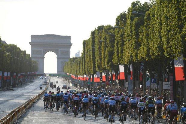 Tour de France: 5 infos sur la 20e et dernière étape