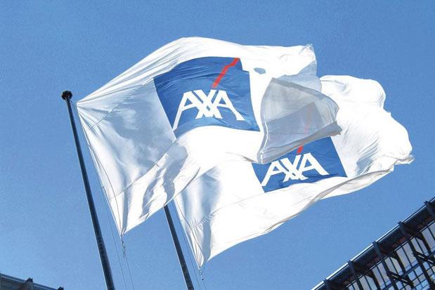 Alle problemen met AXA-bankkaarten van de baan